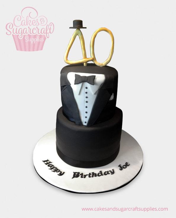 Mens Birthday Cake Photos